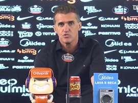 Mancini vê dois tempos distintos em derrota para o Flamengo. DUGOUT