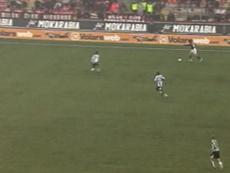 Les meilleurs moments de Cafu au Milan AC. DUGOUT