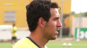 Villarreal começa treinos para pré-temporada. DUGOUT