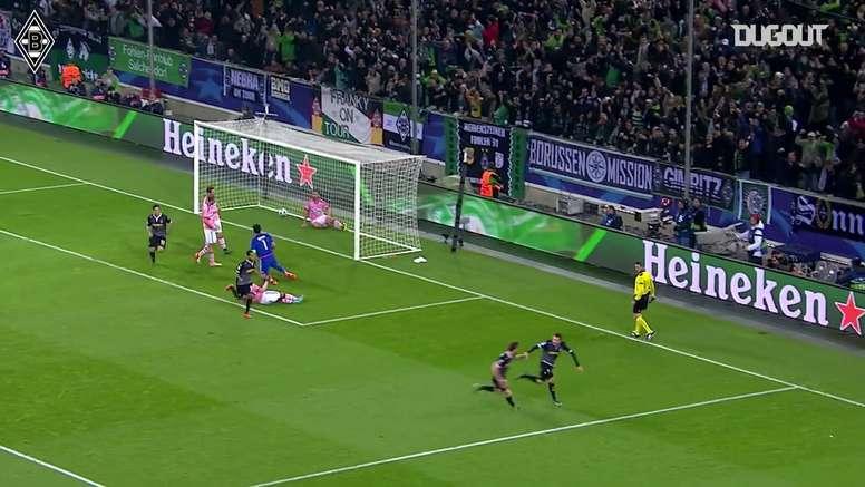 Le but de Fabian Jonhson contre la Juventus en 2015. Dugout