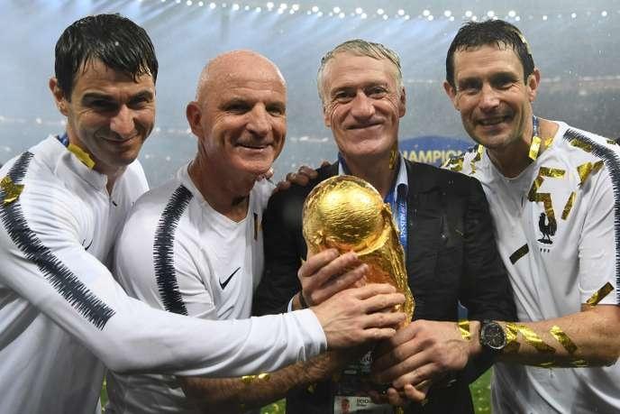 El Madrid ficha a Dupont. AFP