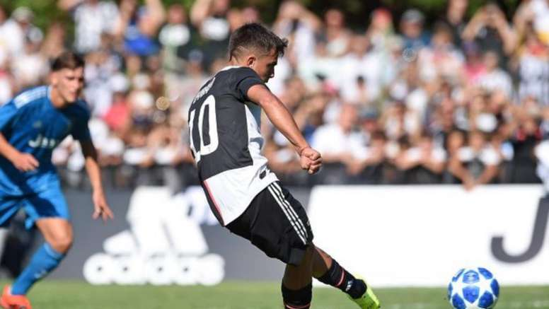 Dybala gets the double for Juventus whilst deciding his future
