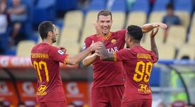 La Roma conquista la prima vittoria stagionale. ASRoma