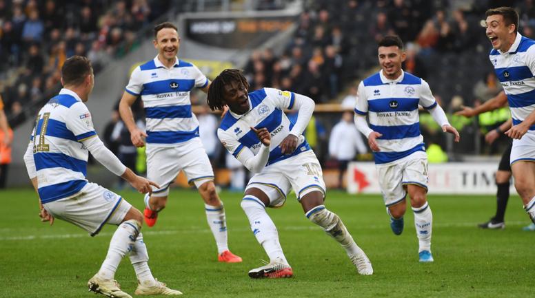 Eberechi Eze ha producido en lo que va de temporada más de diez goles. QPR