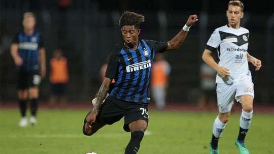 Salcedo, à un pas de l'Hellas Verone. Inter