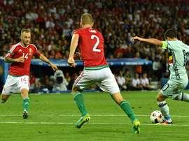 La Selección Húngara empató frente al combinado de las Islas Feroe. UEFA