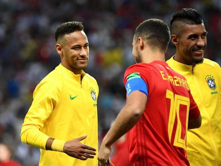 FIFA divulga ranking das seleções com algumas alterações. AFP