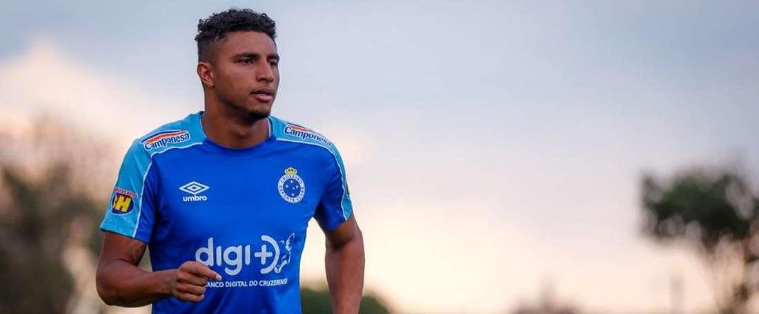 Éderson, direction les Corinthians. CruzeiroEsporteClube