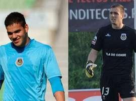 Ederson e Oblak já jogaram juntos em Portugal. RioAve