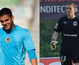 Ederson and Oblak were both together at Rio Ave in the 2012-13 season. RioAve
