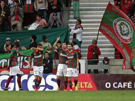 L'attaquant signe une grosse saison. CSMarítimo