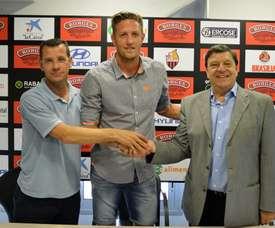 Hernández dijo adiós al Reus. CFReus