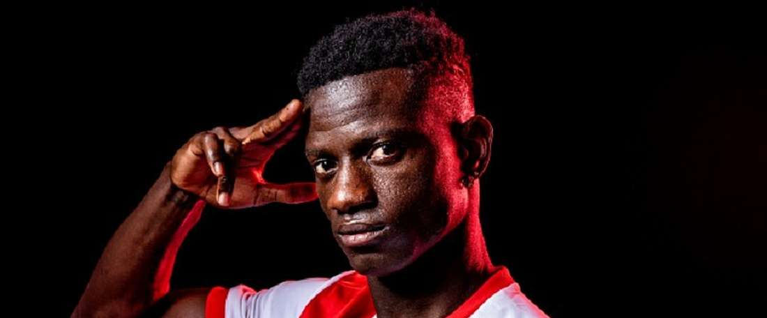 Edgar Ié rejoint Feyenoord. Feyenoord