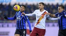 Dzeko resta nel mirino dell'Inter. OfficialASRoma