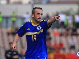 Bosnia se impuso 1-3 a Corea del Sur. NFSBiH