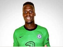 Mendy ficha por el Chelsea. ChelseaFC