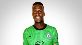 Chelsea sign Rennes goalkeeper Mendy. ChelseaFC