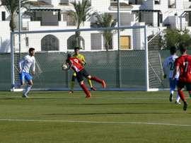 AFE cayó ante el equipo de la Superliga China. AFEFutbol