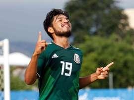 La Selección Mexicana se metió en la gran final del torneo de Toulon. AFP