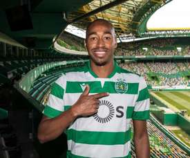 O brasileiro terá vínculo até 2024 com o Sporting de Portugal. SportingCP