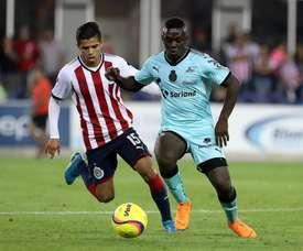 Los de Guadalajara no pudieron pasar del empate. ClubSantosEn