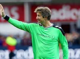 Edwin Van der Sar is coming out of retirement. BeSoccer