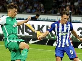 Eggestein seguirá en las filas del Werder Bremen. Werder