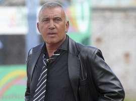 El 'Profe' Daniel Córdoba deja su cargo como entrenador. Archivo/EFE