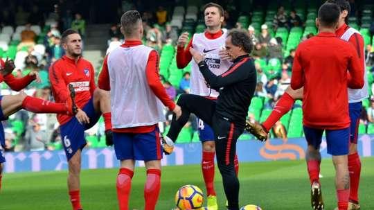 Un integrante de los preparadores del Atlético se marcha al Ludogorets. BeSoccer