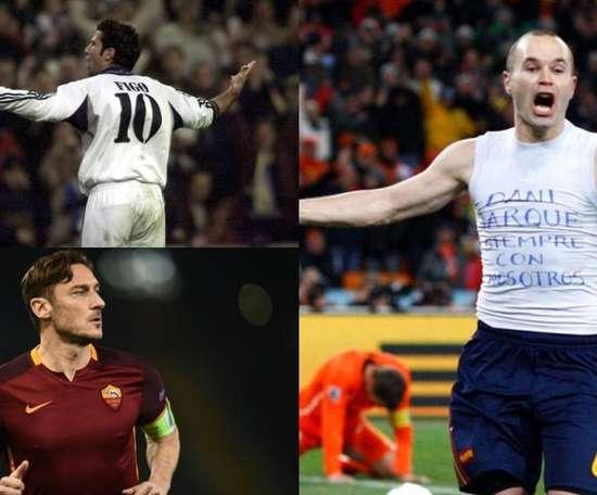 Top 10 de craques que jogaram o Mundial Sub-17. EFE/AFP/BeSoccer