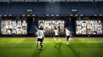 Los aficionados estarán presentes desde sus casas en Dinamarca. AGF