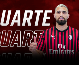 AC Milan have confirmed the signing of Leao Duarte. ACMilan