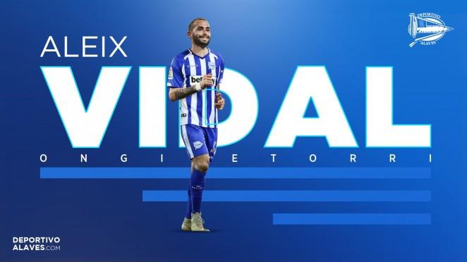 Officiel : Aleix Vidal rejoint Alaves. DAlavés