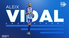 Officiel : Aleix Vidal rejoint Alaves. DAlavés