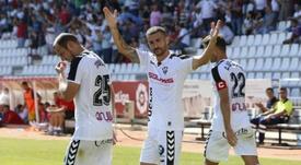 Los manchegos cosecharon su segunda victoria de la temporada ante el Lorca. LaLiga