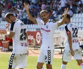 El Albacete espera apoyo de su público. LaLiga
