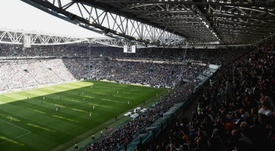 Allianz Stadium opens its doors to a women's match. JuventusFCWomen