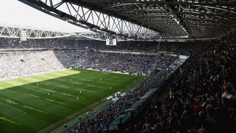 Allianz Stadium opens its doors to a women's match. JuventusFCWomen