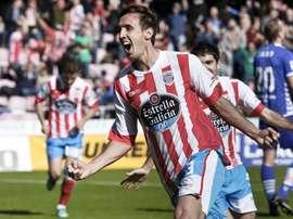 El Lugo consigue la victoria en un partido amistoso. EFE