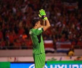 Costa Rica conquista Rusia en la vuelta de Keylor Navas. NavasKeylor