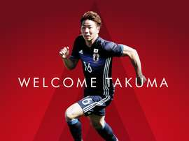 Arsenal have secured a deal for Japan striker Takuma Asano from Sanfrecce Hiroshima. Arsenal