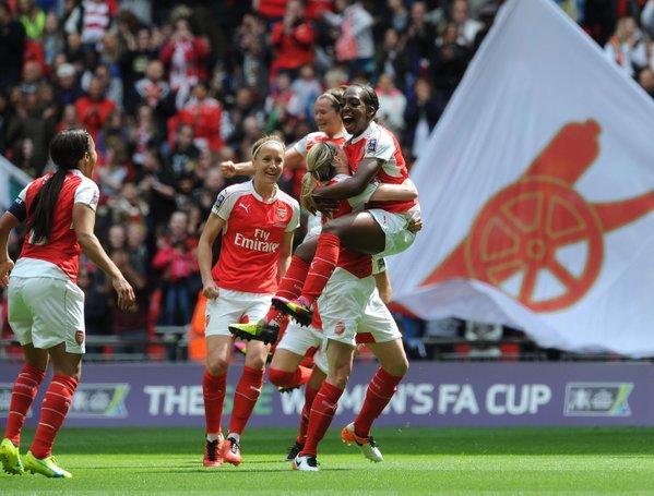 Grandes jugadoras disputarán el partido, cuyos beneficios irán a favor de la infancia. ArsenalLadies