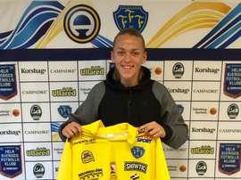El Sunderland estaría interesado en el joven delantero sueco, Jesper Karlsson. FalkenbergSFF