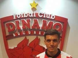 El Atalanta cedió a Constantin Nica al Dinamo de Bucarest. FCDinamo