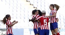 La AFE medita ciertas medidas en el fútbol masculino como señal de apoyo a las chicas. AtletiFem