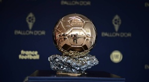 Les nommés au Ballon d'Or 2019. FranceFootball