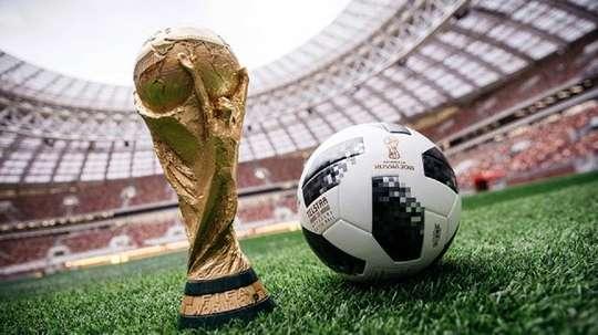 La FIFA podría unir las eliminatorias de CONCACAF y CONMEBOL para el Mundial. AFP