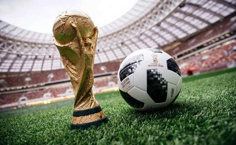 A competição vai dividir-se por 25 cidades norte-americanas.AFP