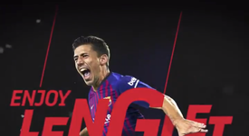 Lenglet is heading to Barcelona. FCBarcelona