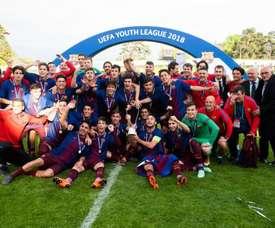 La Masia del Barcellona compie 40 anni.Twitter/FCBmasia